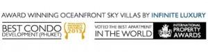 Award Winning Oceanfront Sky Villas by Infinite Luxury
