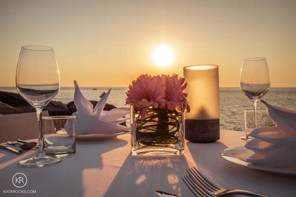 Phuket's Most Romantic Dining Experience