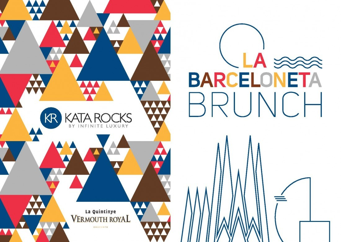 Kata Rocks Collective Series 'La Barcelonata' Mediterranean Brunch