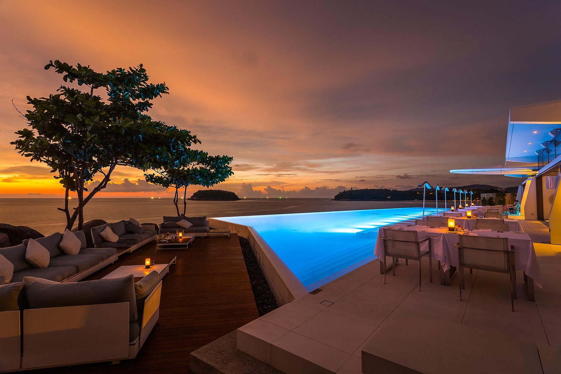 Phuket's Best Sunset Bar