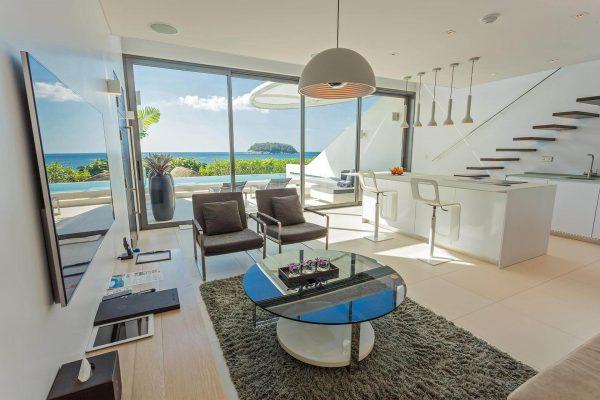 One-bedroom Ocean Pool Lofts