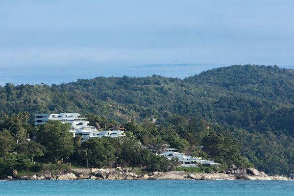 Real Estate in Phuket Thailand | Location | Kata Rocks Resort
