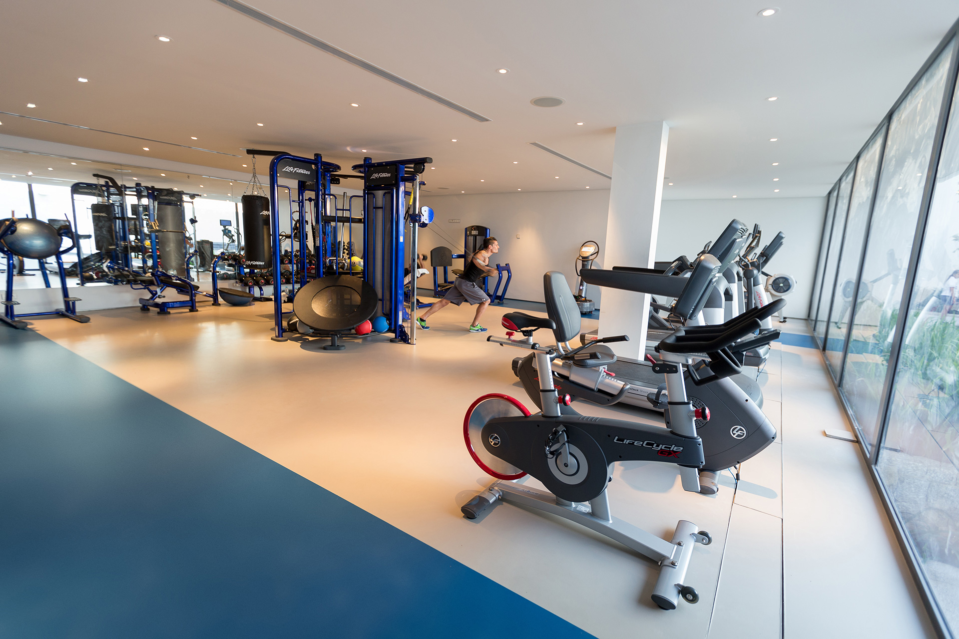 Phuket Resort Spa | Kata Rocks Resorts | Fitness Center | Gym