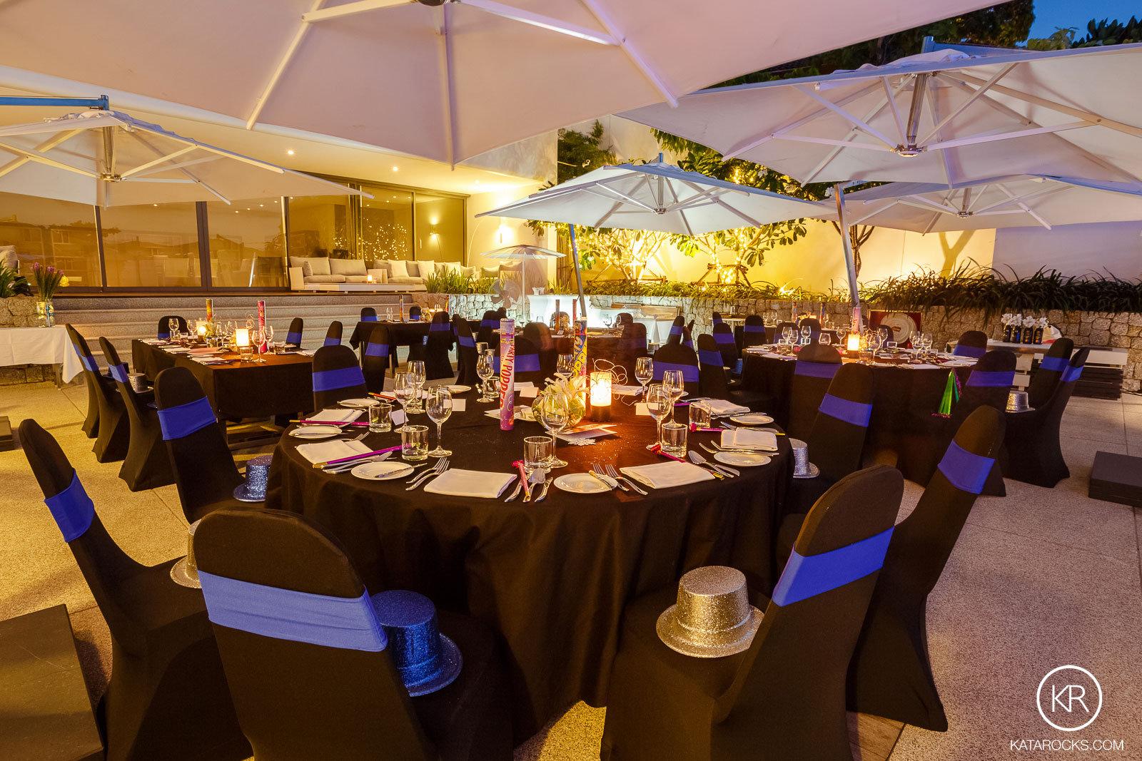 Professional Meeting & Events at Kata Rocks
