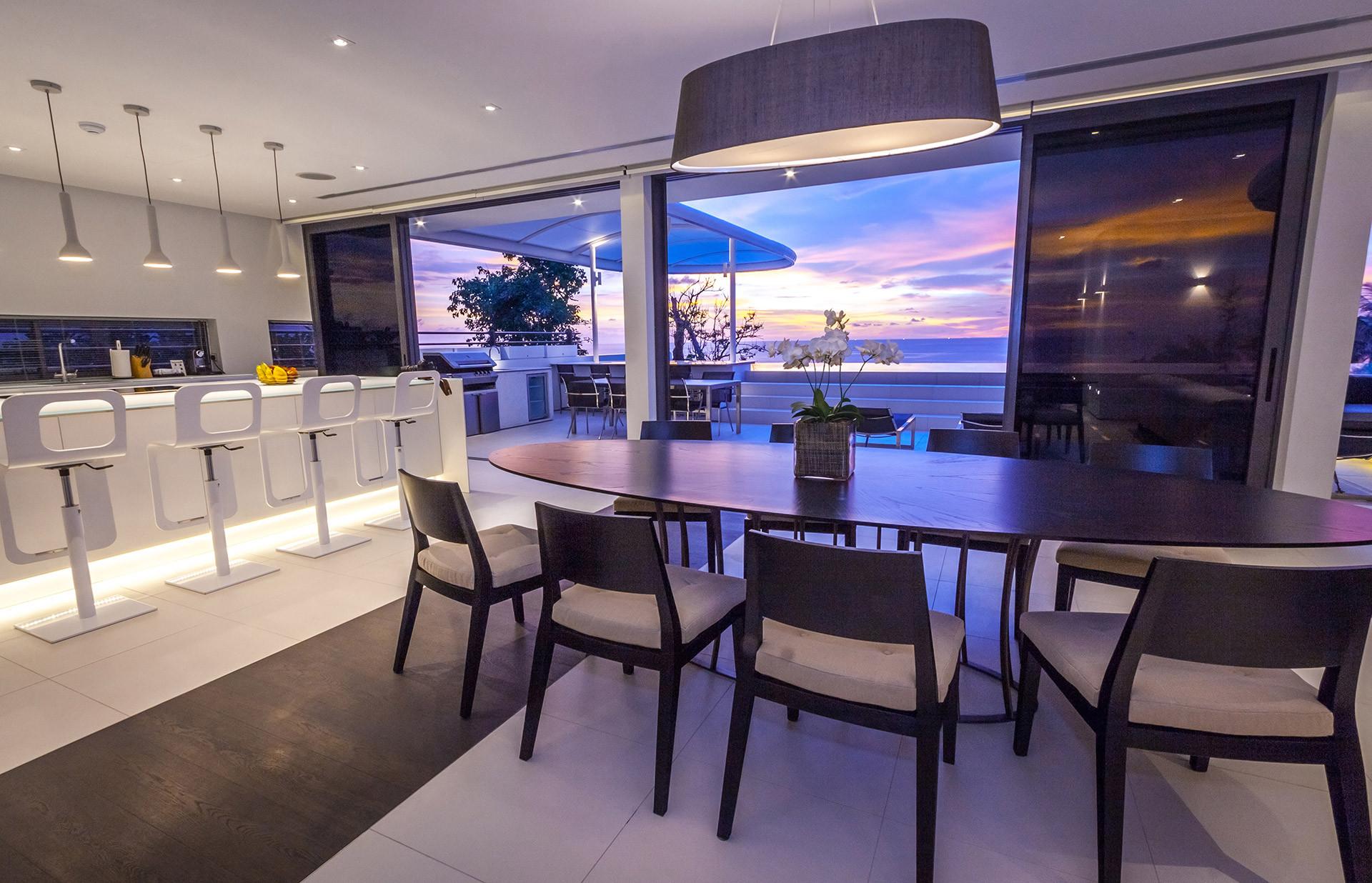 Four-bedroom Sky Pool Villas