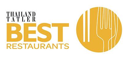 Thailand Tatler - Best restaurant
