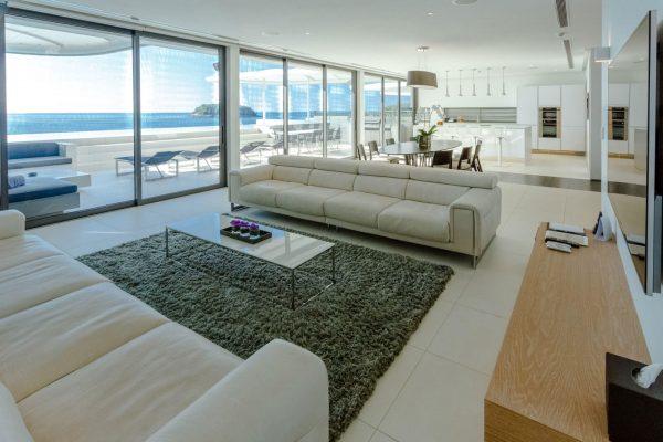 Kata Rocks Penthouse Phuket modern interior villa