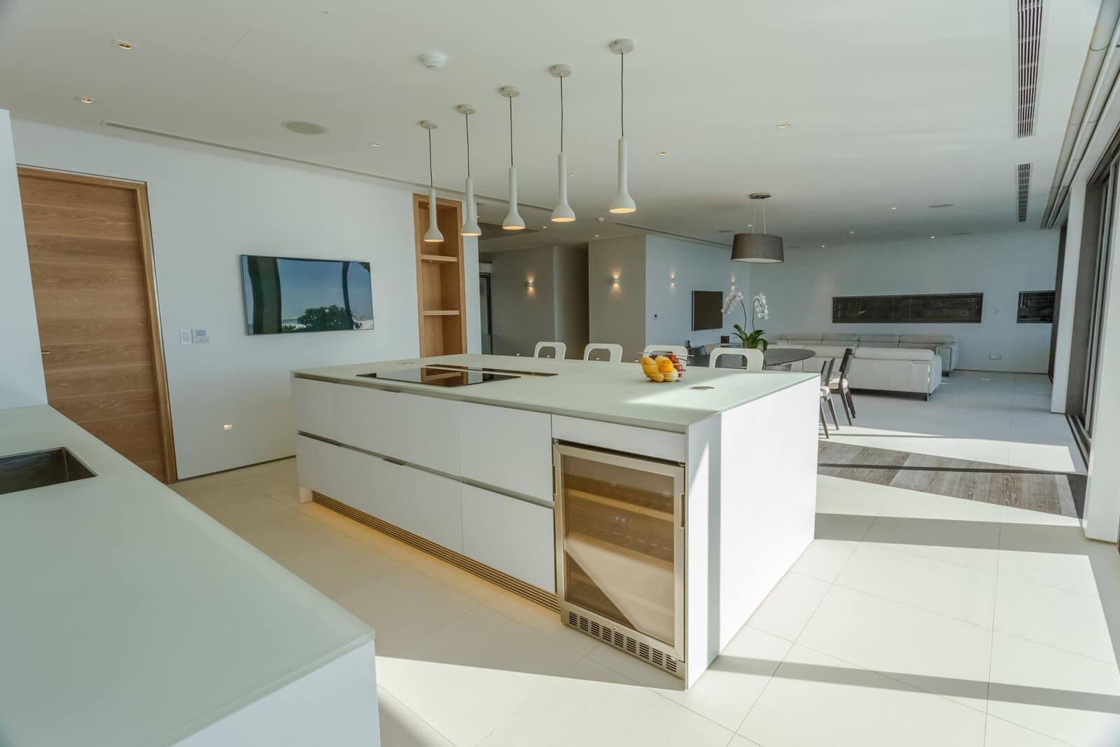 Four-bedroom Sky Pool Villa Penthouses - Pantry