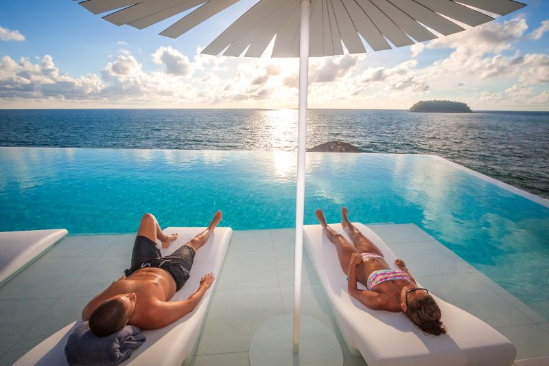 Luxury Retreats Phuket | Kata Rocks | Infinite Luxury Experience | Day Pass