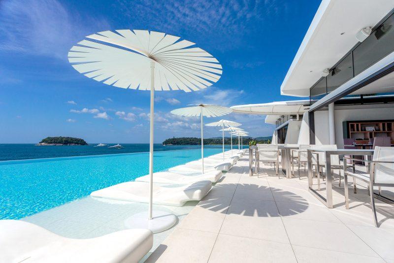 Luxury Real Estate Phuket - Arrange Viewing at Kata Rocks - Experience Infinite Luxury - Oceanfront Restaurant - Five Star Resorts in Phuket | Resort At a Glance | Kata Rocks Resort