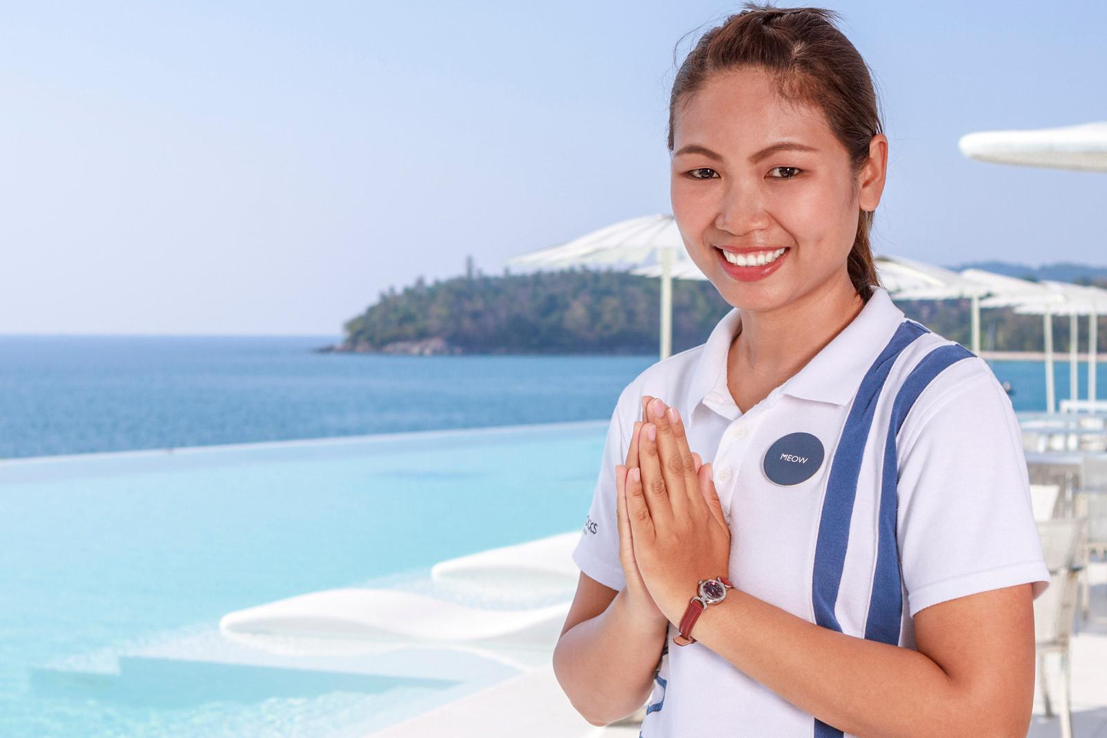 Kata Rocks Thai Hospitality - Thai Smile
