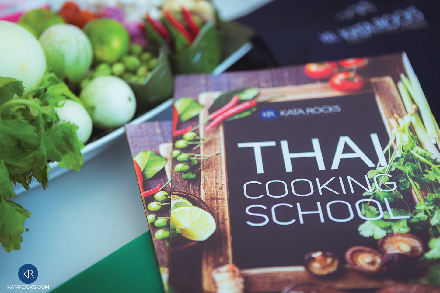 Learn the art of Thai Cuisine at Kata Rocks Phuket