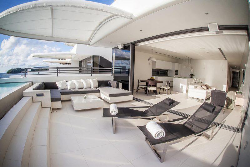 Two-bedroom Sky Pool Villas