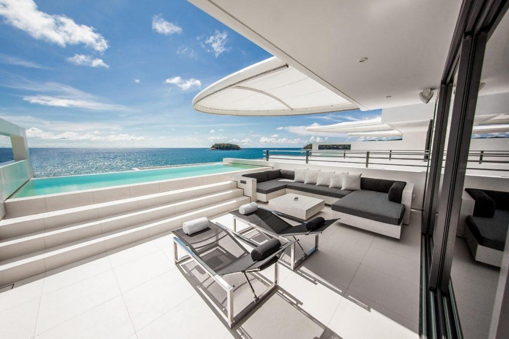 Two-bedroom Sky Pool Villas - Phuket Luxury Living - Phuket's Best Property Investment | Kata Rocks