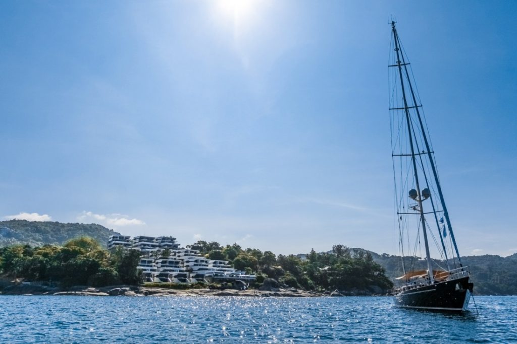 Asia Superyacht Rendezvous Revisits Phuket's Kata Beach