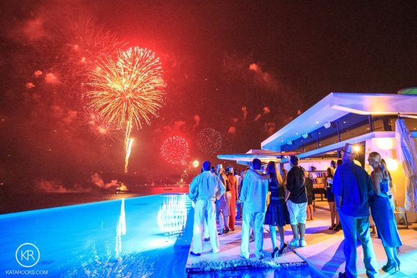 Top 3 New Year Events in Phuket