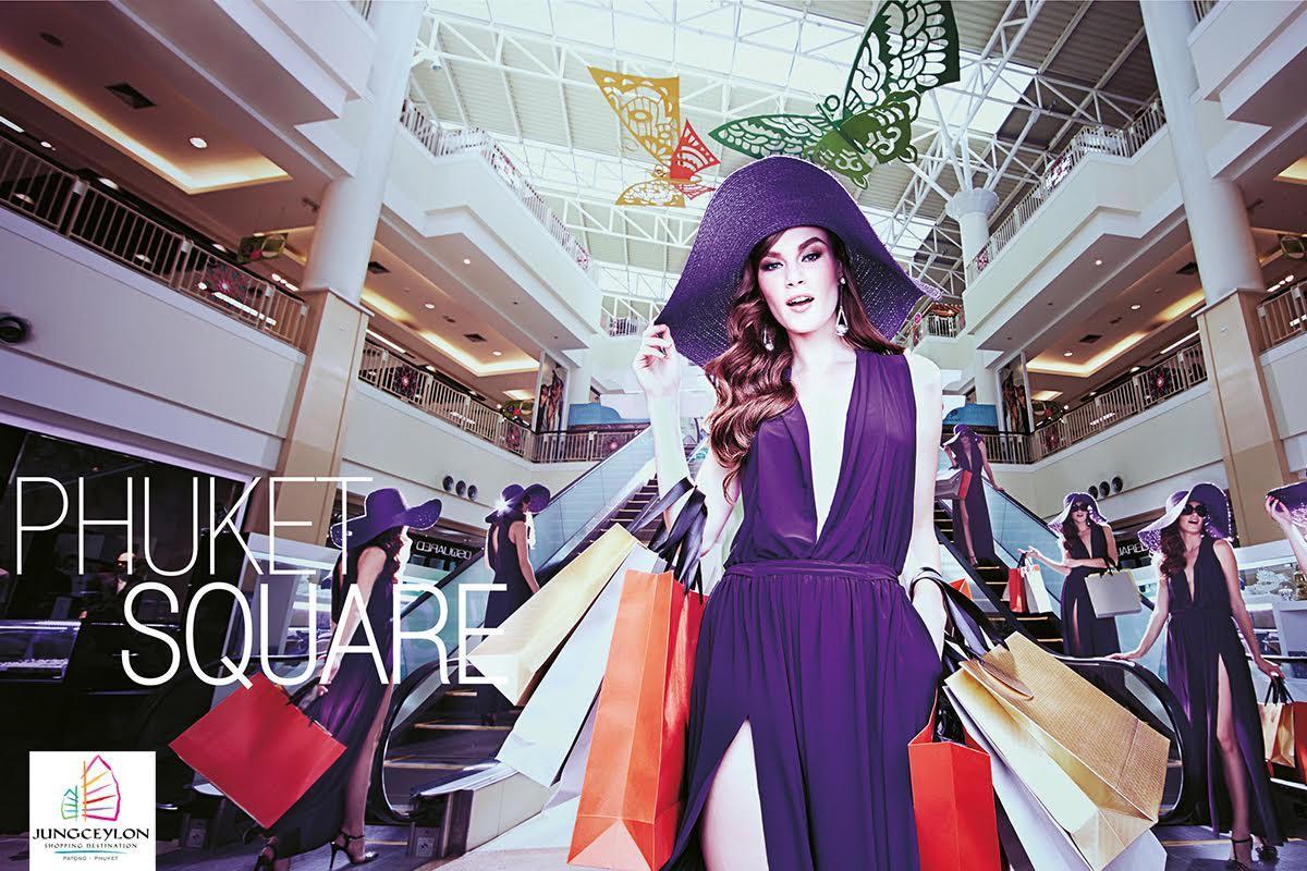Jungceylon Shopping Mall, Phuket, Thailand