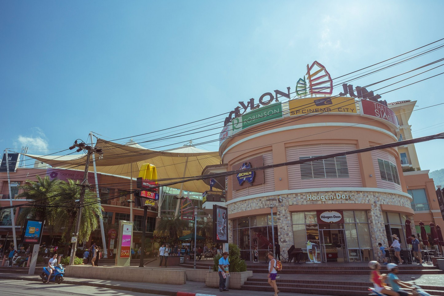 Jungceylon Shopping Mall Phuket | Kata Rocks Resort Phuket
