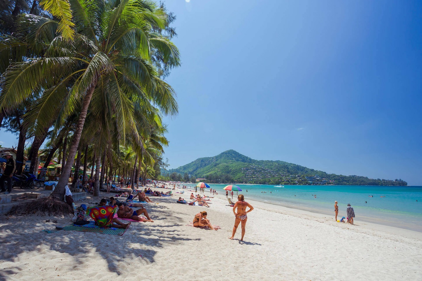 Kamala beach, Phuket, Thailand