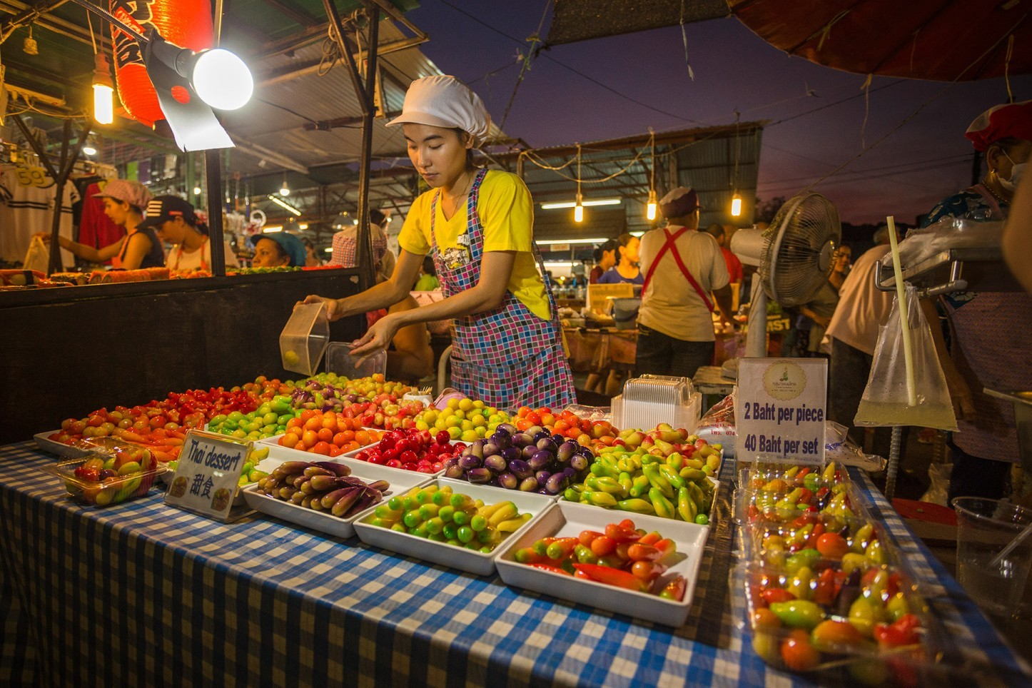 Weekend Market In Phuket | Kata Rocks Resort Phuket Thailand