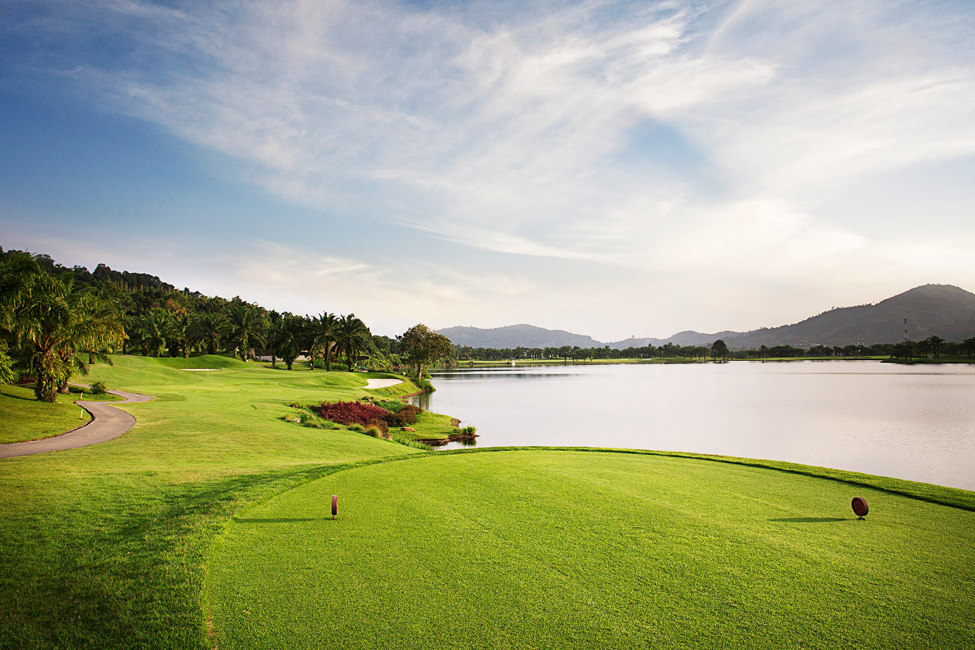 Loch Palm Golf Club and Red Mountain Golf CLub - Golf Courses Phuket
