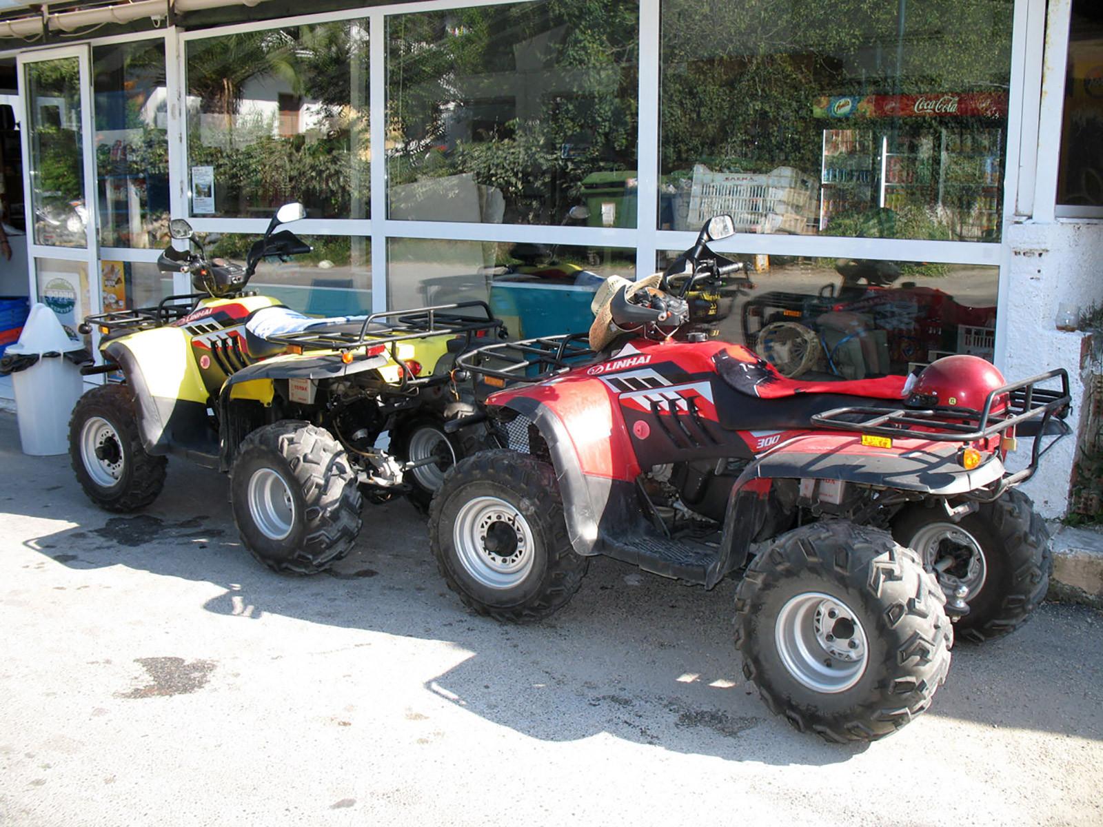 ATV - Phang Nga and Phuket