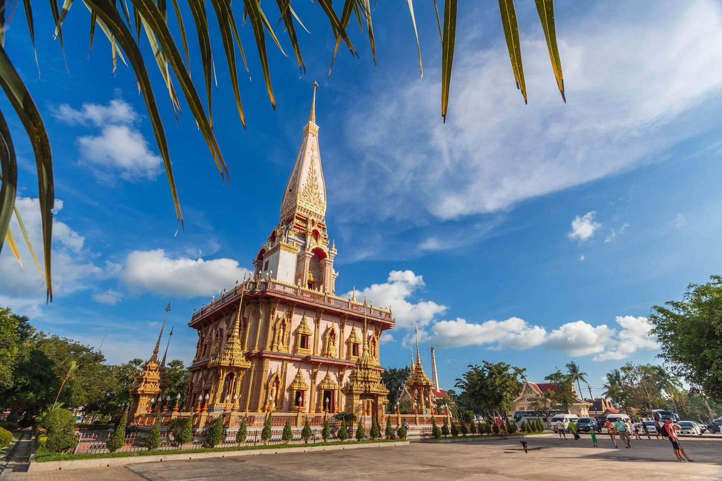 Wat Chalong Temple | Attractions Near Kata Rocks Resort Phuket