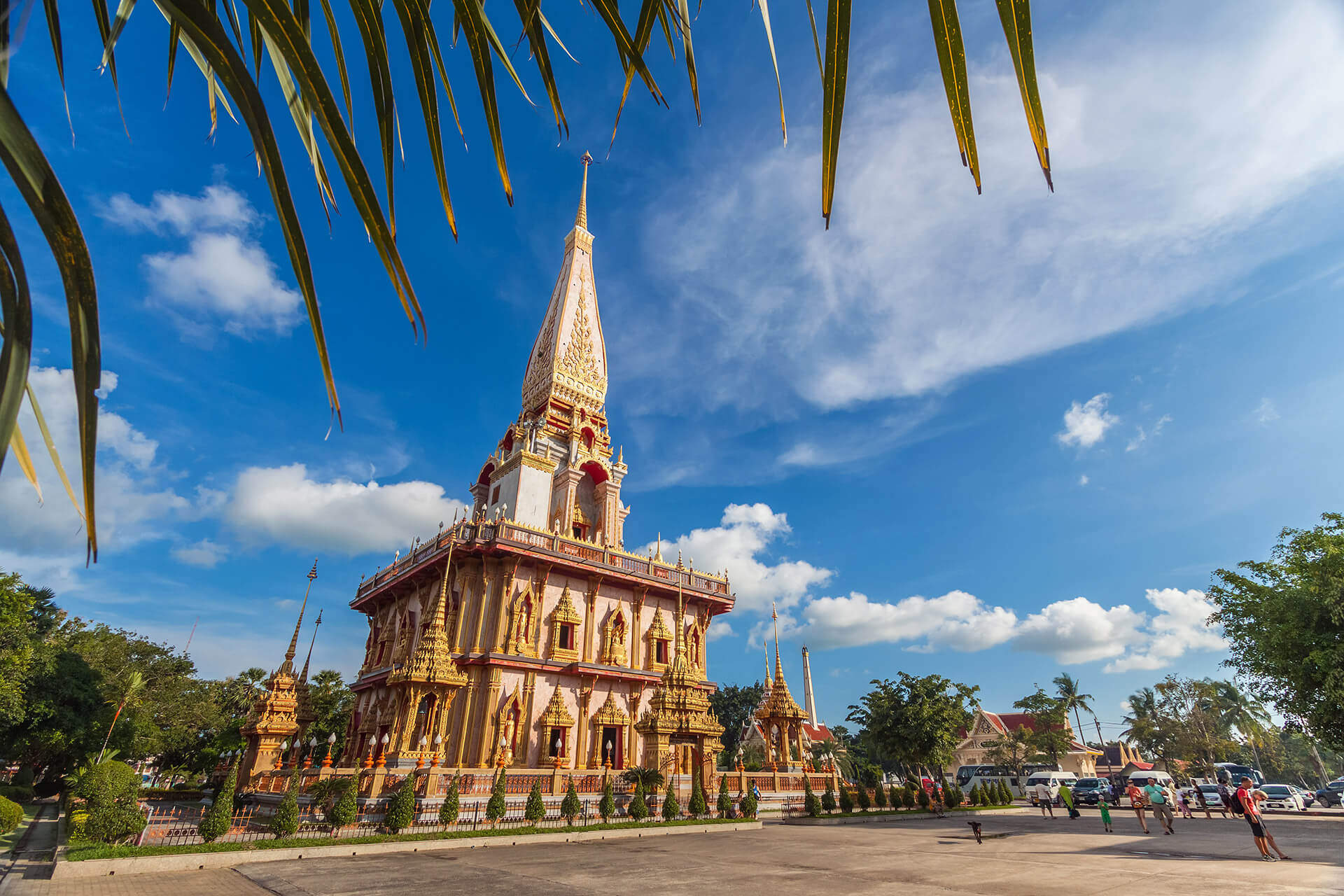 Wat Chalong Temple | Attractions Near Kata Rocks Resort Phuket