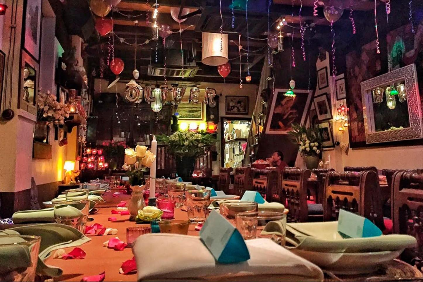 Ka Jok See Restaurant Phuket | Kata Rocks Resort Phuket Thailand