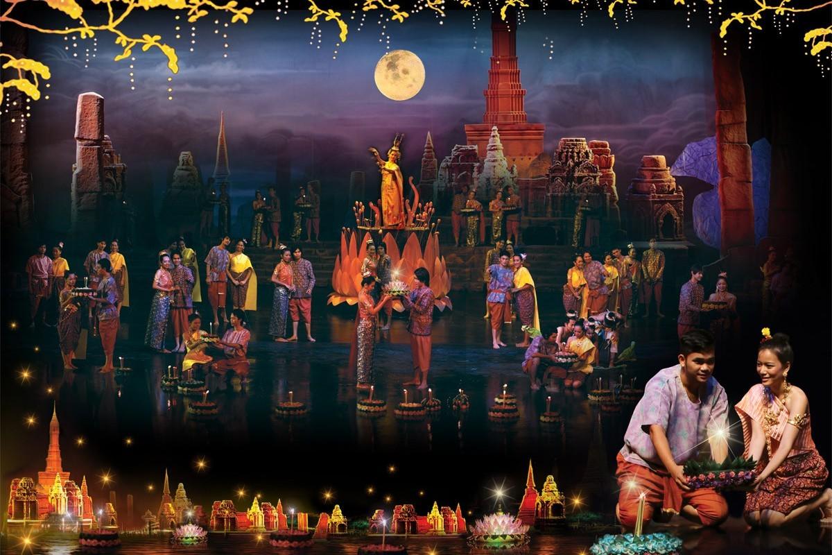 Siam Niramit Phuket, Thailand