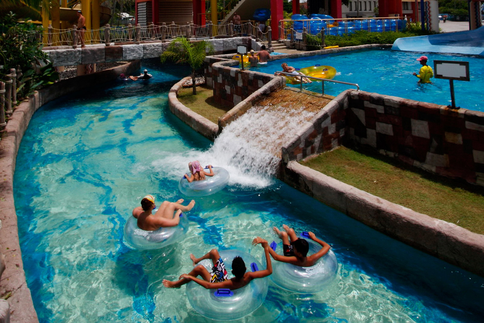 Splash Jungle Water Park, Phuket, Thailand