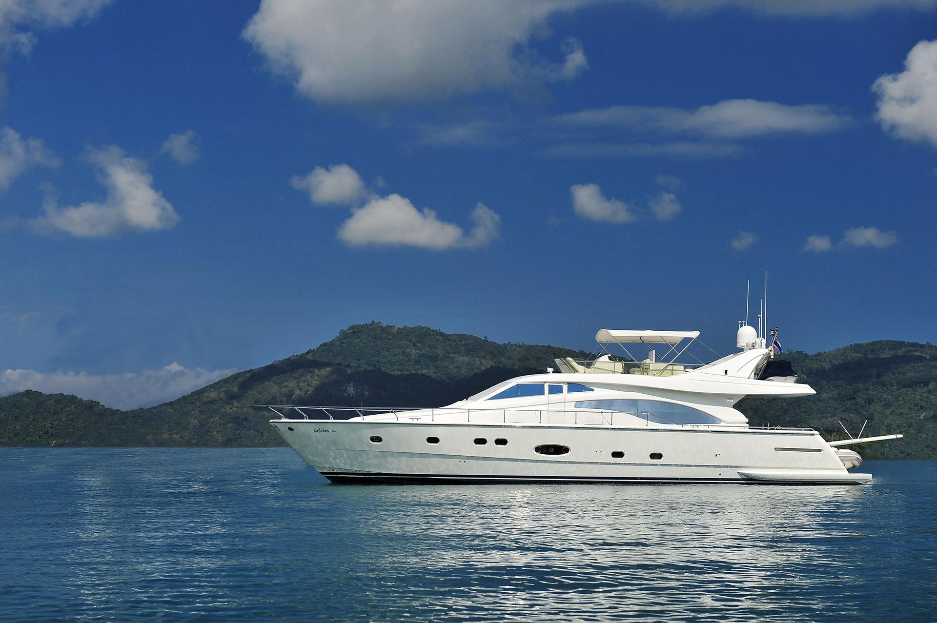 Wahoo Phuket Boat & Yacht Charter