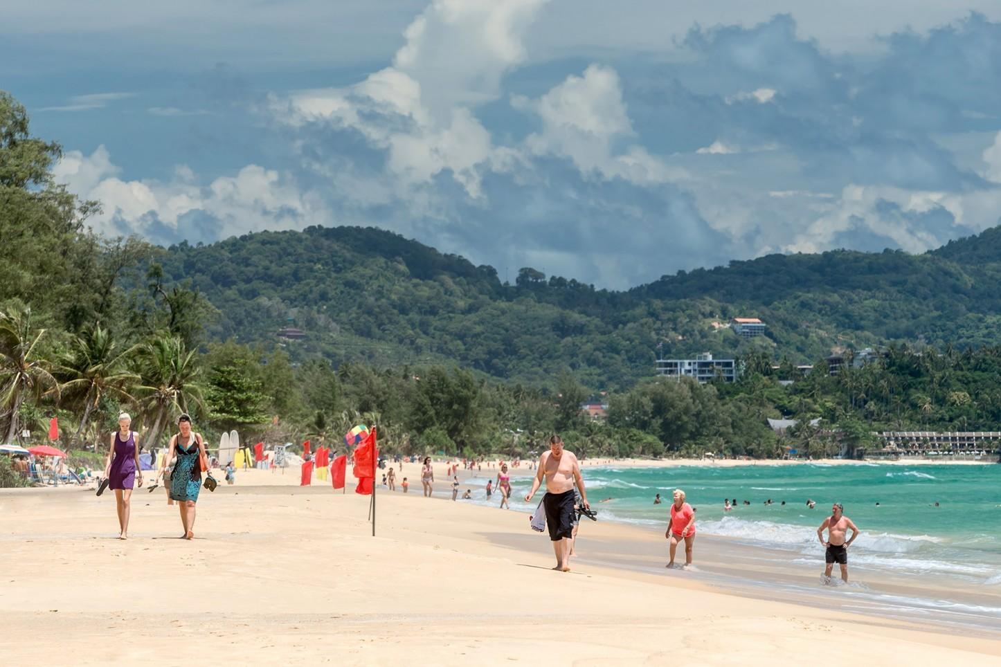 Thailand Karon Beach | Kata Rocks Resort Phuket Thailand