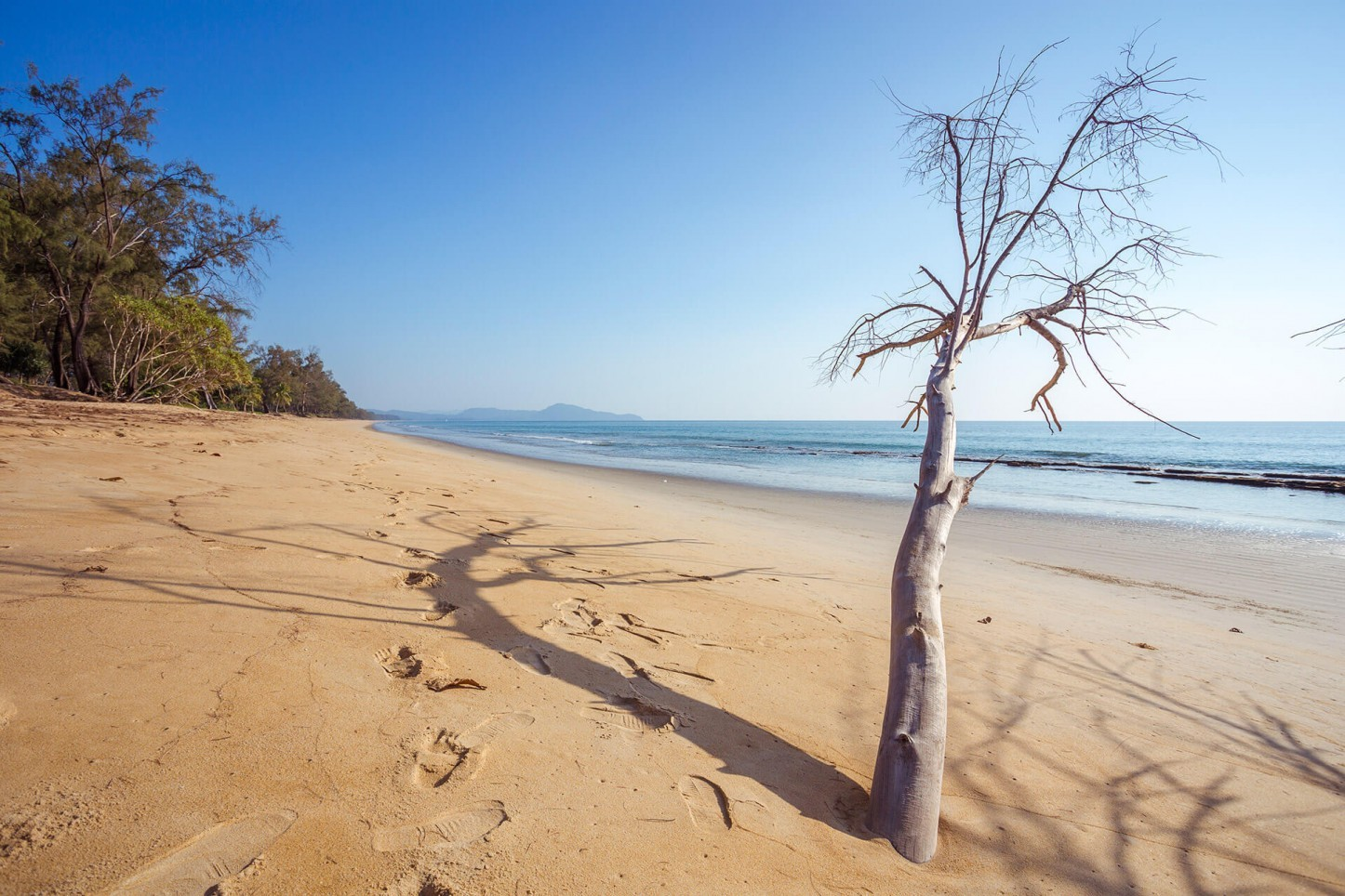 Maikhao beach - Phuket's longest beach