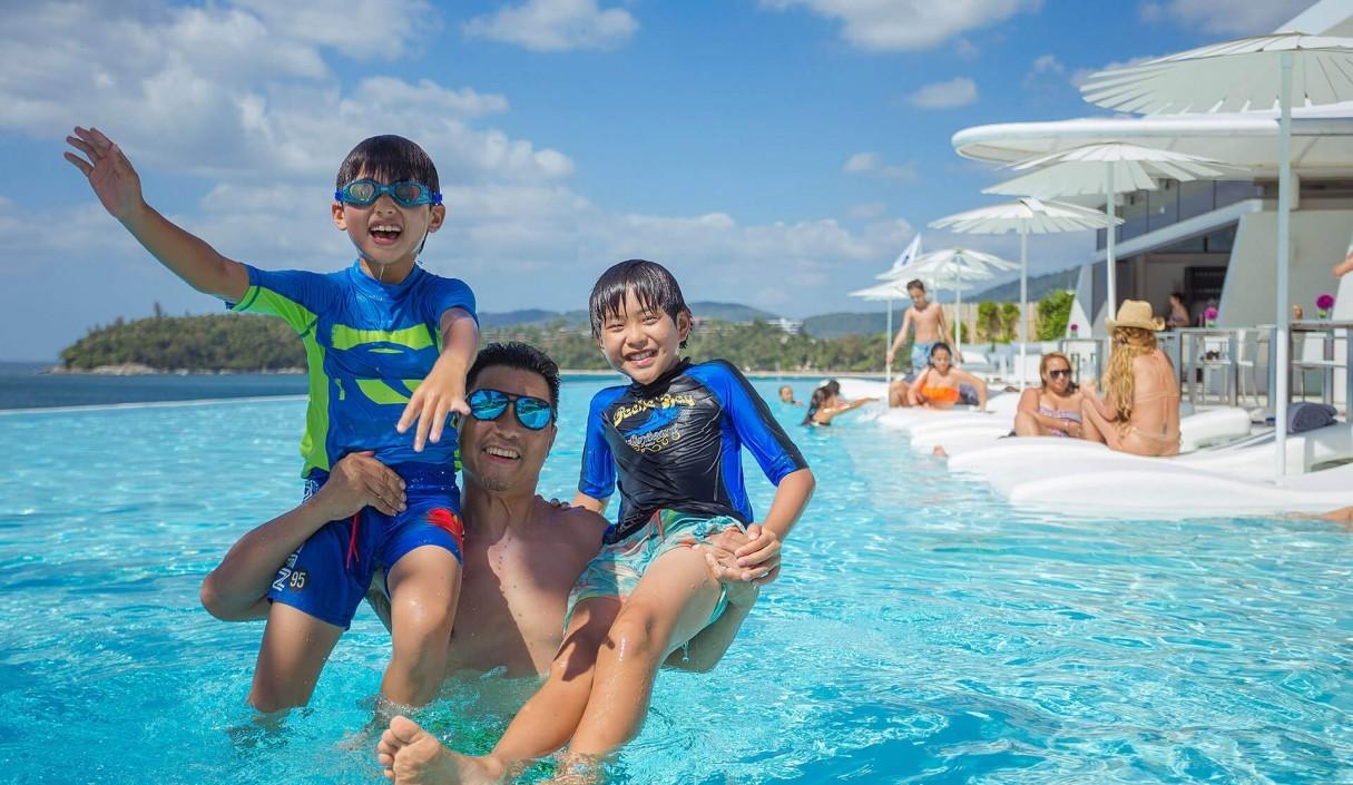Holiday Deals Phuket   Family Vacation   Kata Rocks Resort