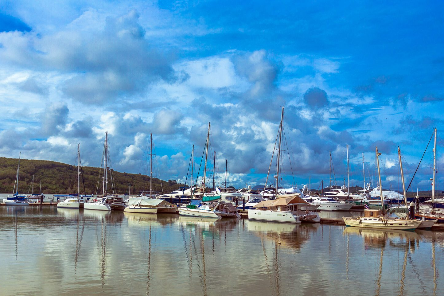 Yacht Haven Phuket | Marina in Phuket | Kata Rocks Resort Phuket