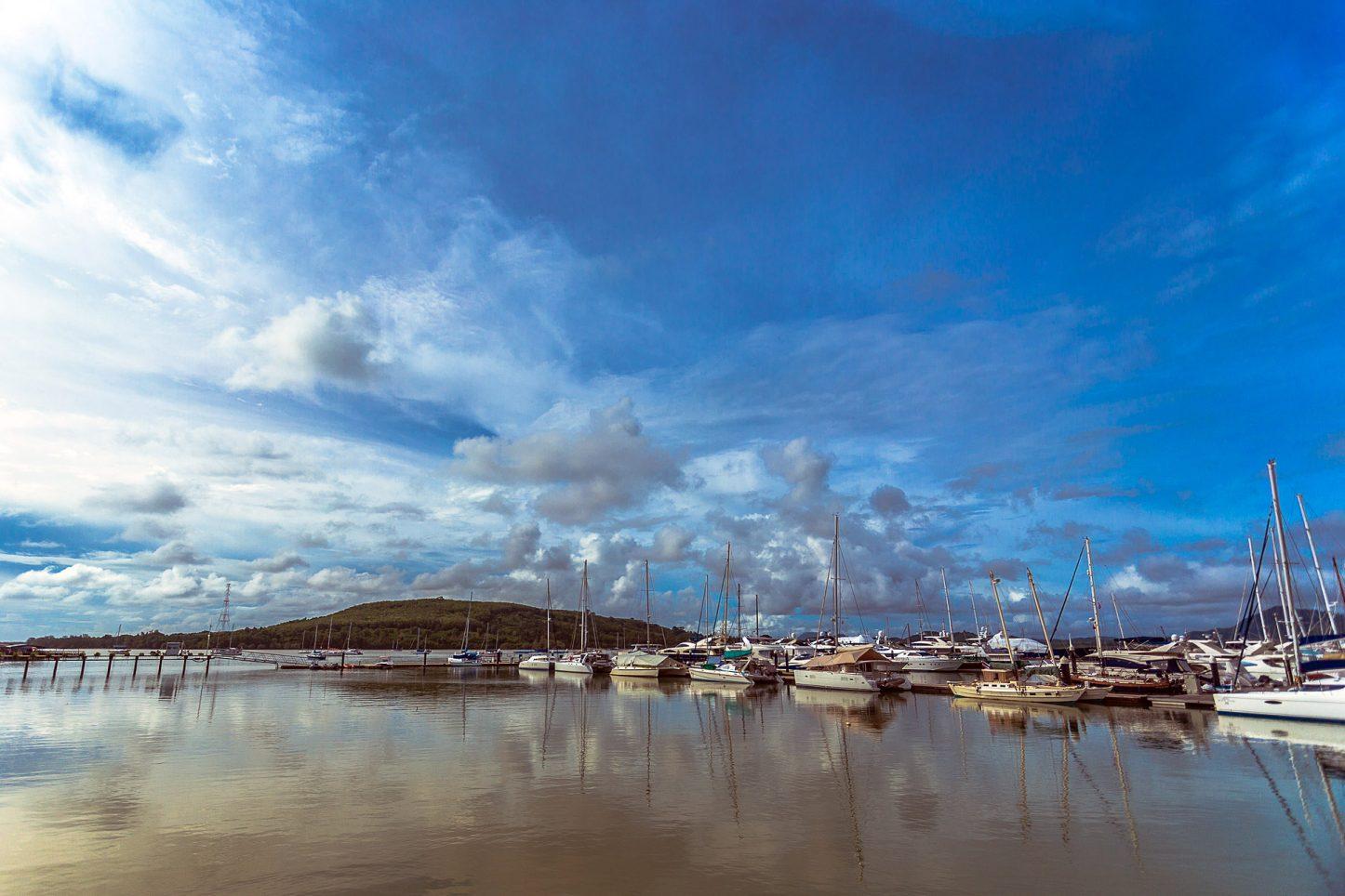 Yacht haven phuket