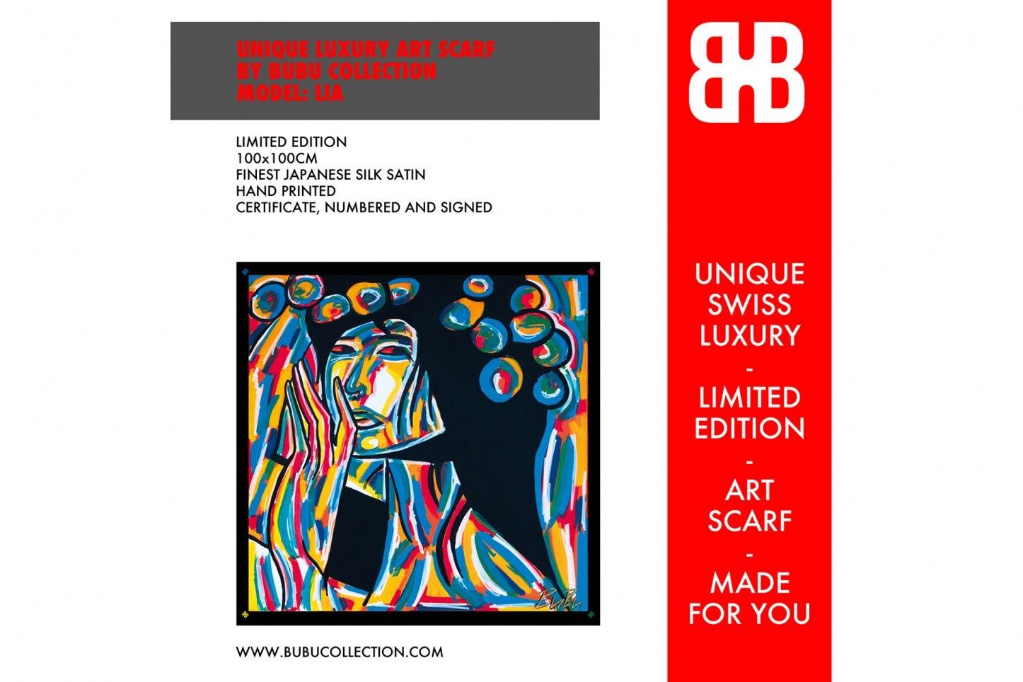 BuBu Collection - The Art of Living Gallery