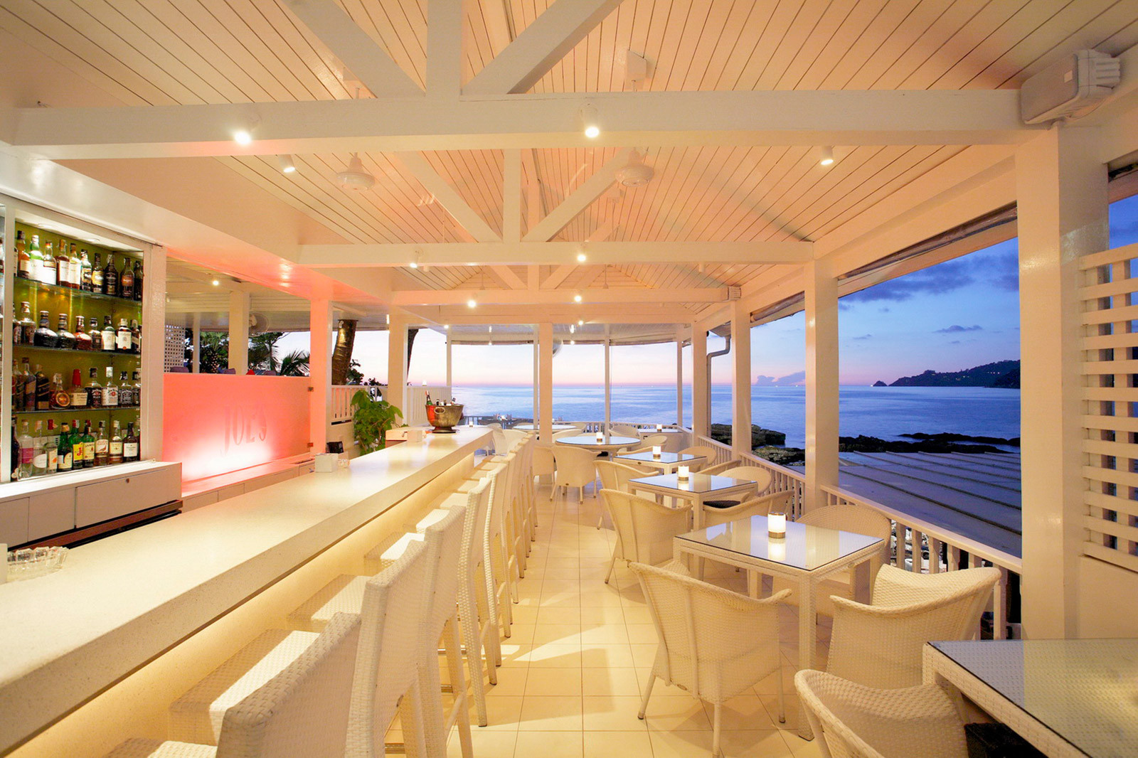 Joe's Downstairs Phuket | Kata Rocks Resort Phuket Thailand