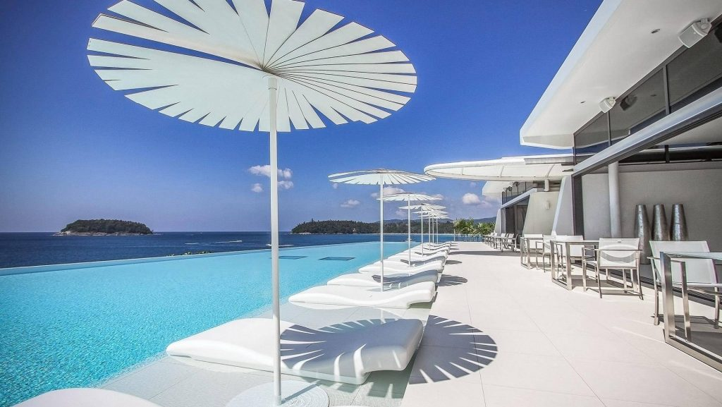 Welcome to Phuket's iconic luxury resort