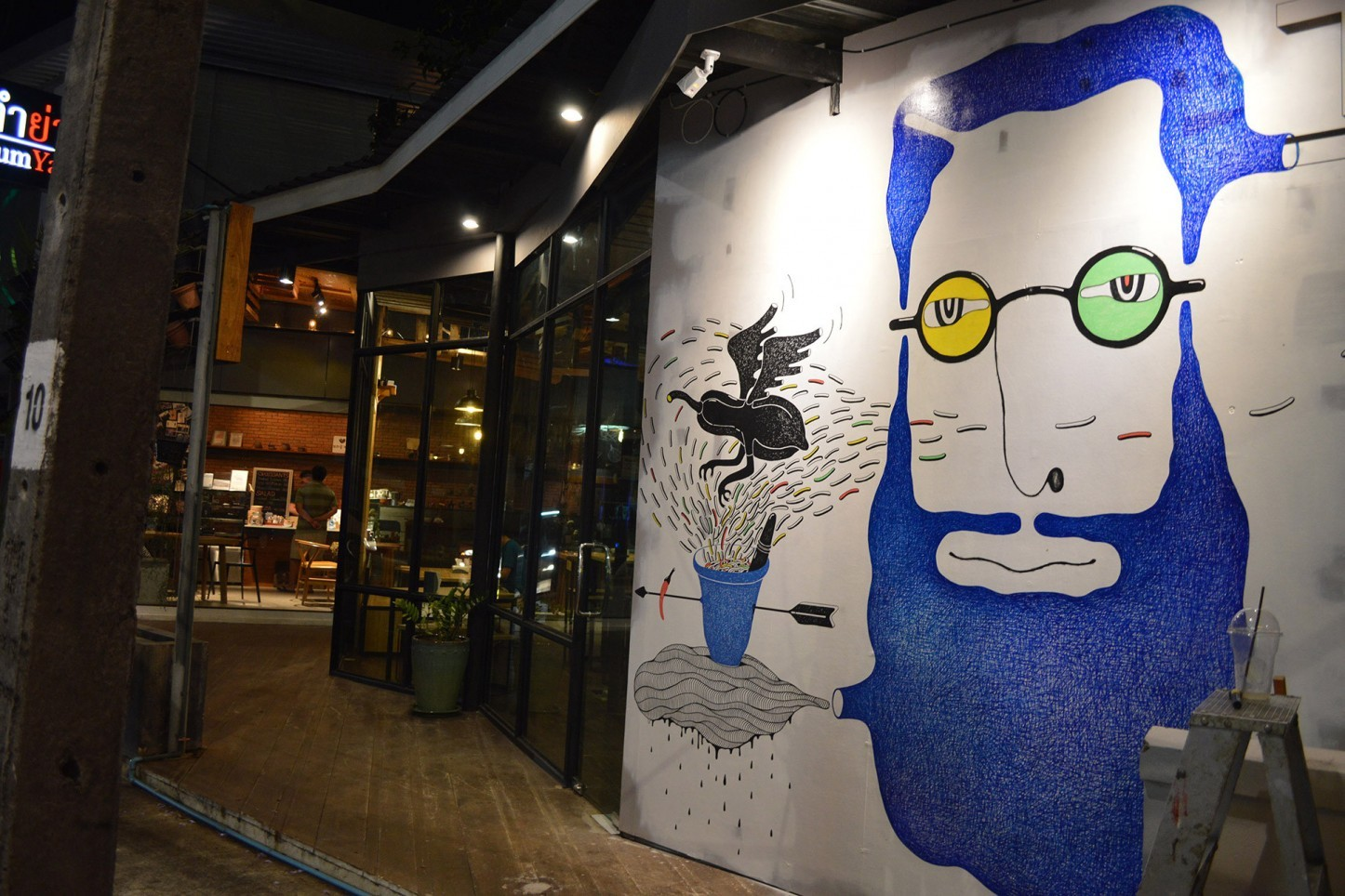 Wua Art Gallery Phuket Town | Kata Rocks Resort Phuket Thailand