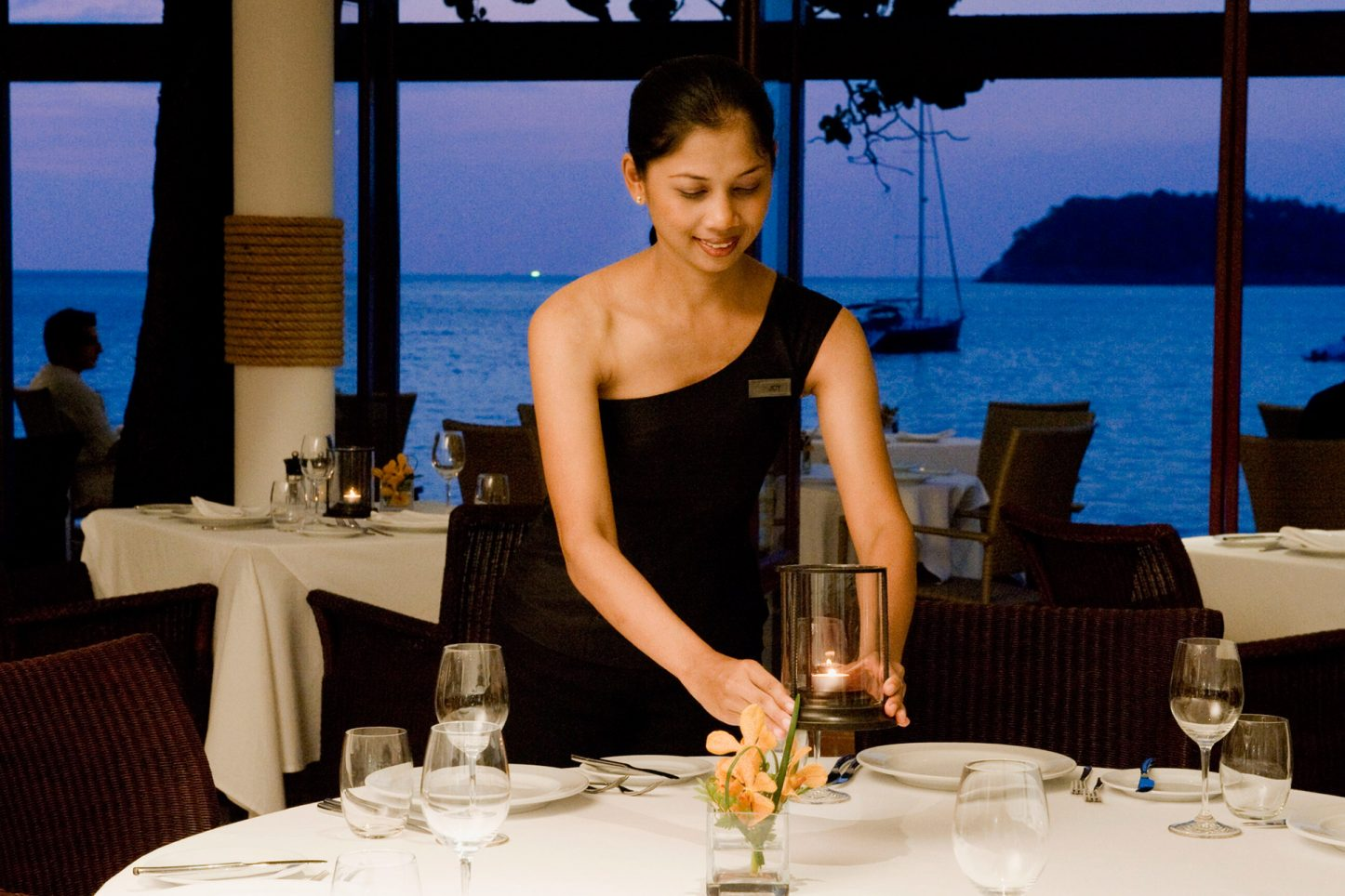 Boathouse Wine & Grill, Kata Beach, Phuket