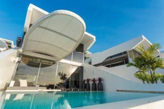One-bedroom Ocean Pool Loft 06