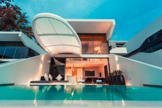 One-bedroom Ocean Pool Loft 09