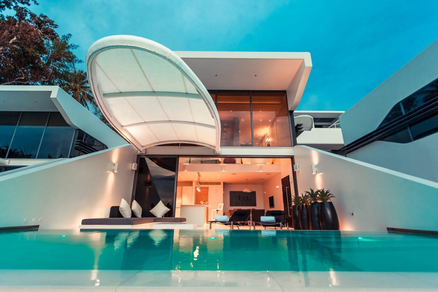 One-bedroom Ocean Pool Loft 10