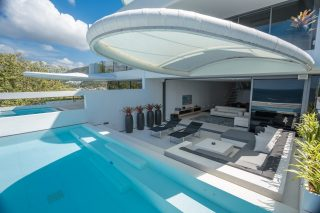Three-bedroom Sky Villas 02