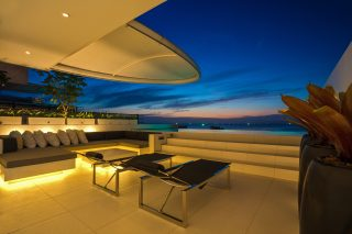 Three-bedroom Sky Villas 06