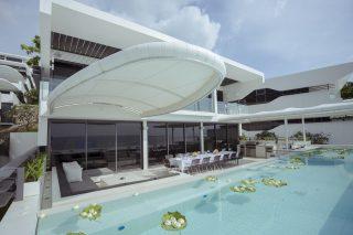 Four-bedroom Penthouse Sky Villa 12