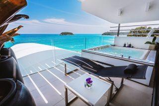 Four-bedroom Penthouse Sky Villa 05