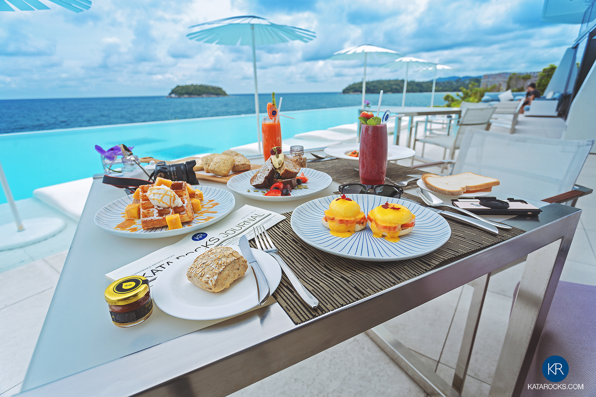 Kata Rocks - Best breakfast in Phuket
